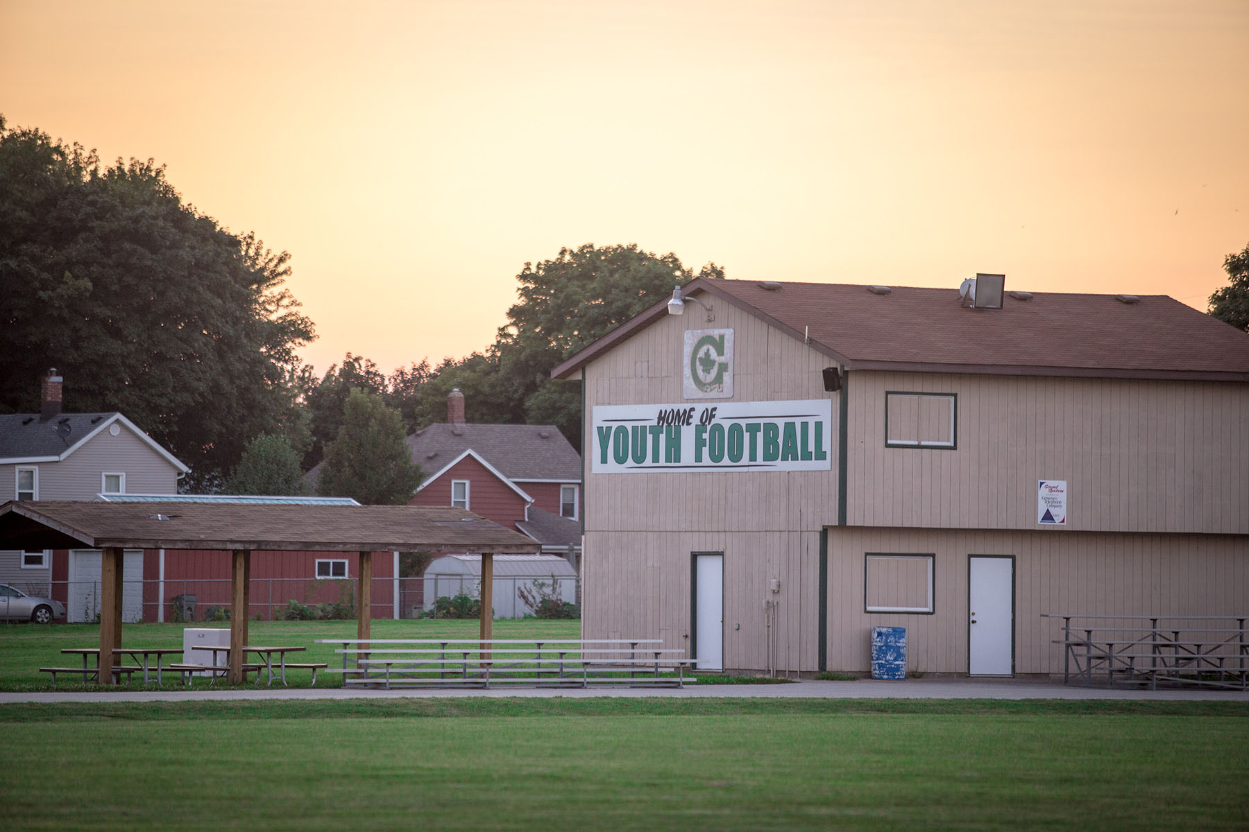The Geneseo Foundation proudly supports youth athletics and recreation.